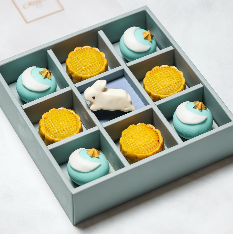 月餅》晶華酒店品質保證,跨國大廚聯手創作獨家月餅