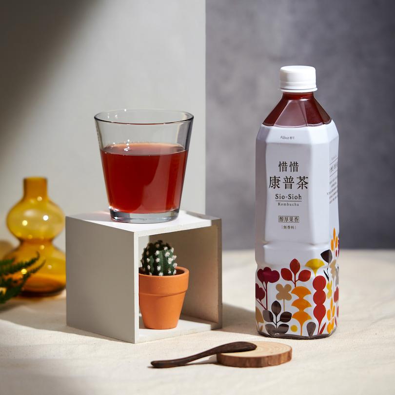 餐後好茶》席捲歐美的療癒飲品「康普茶」是什麼?中秋解膩必備!