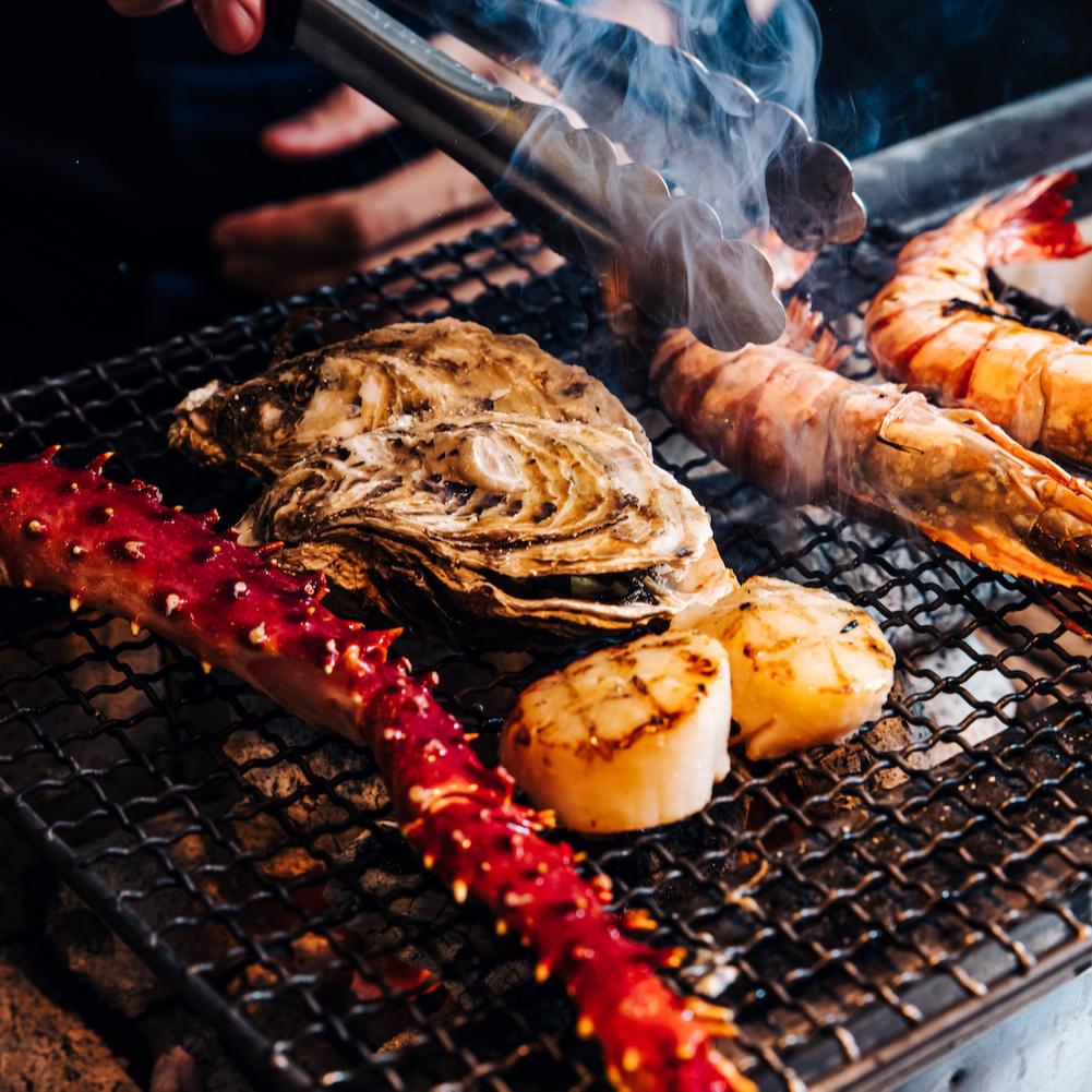 海鮮》星級主廚掌旗「沿岸風味禮盒」,頂級中秋烤肉零失敗