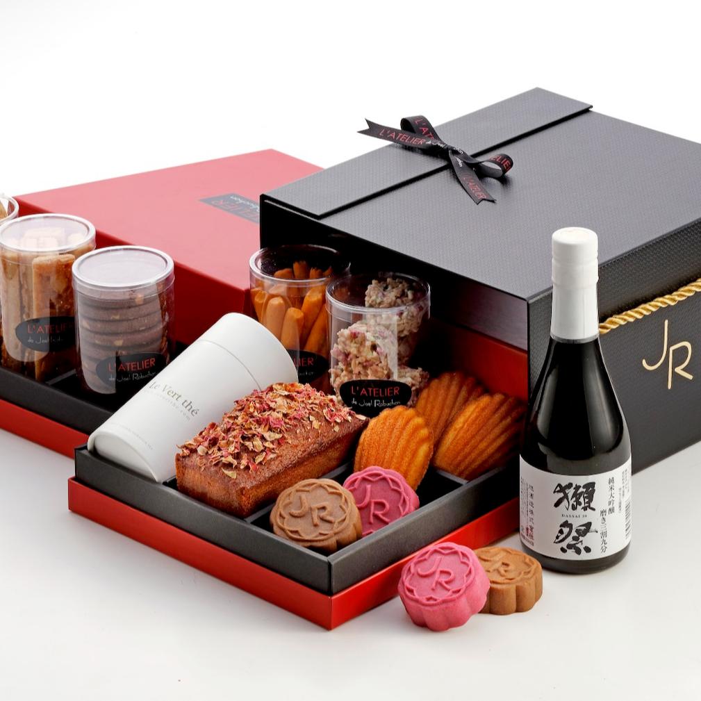 法式糕點》星級甜品加上清酒逸品獺祭,豐富饕客們的味蕾層次